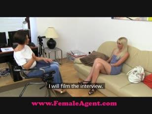 Femaleagent küken agent vs gefälschte agent
