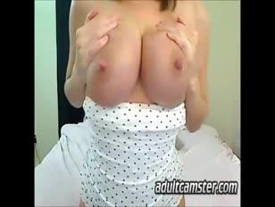 Große titten kanadische babe