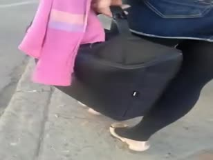 Puta sabrosa und minifalda